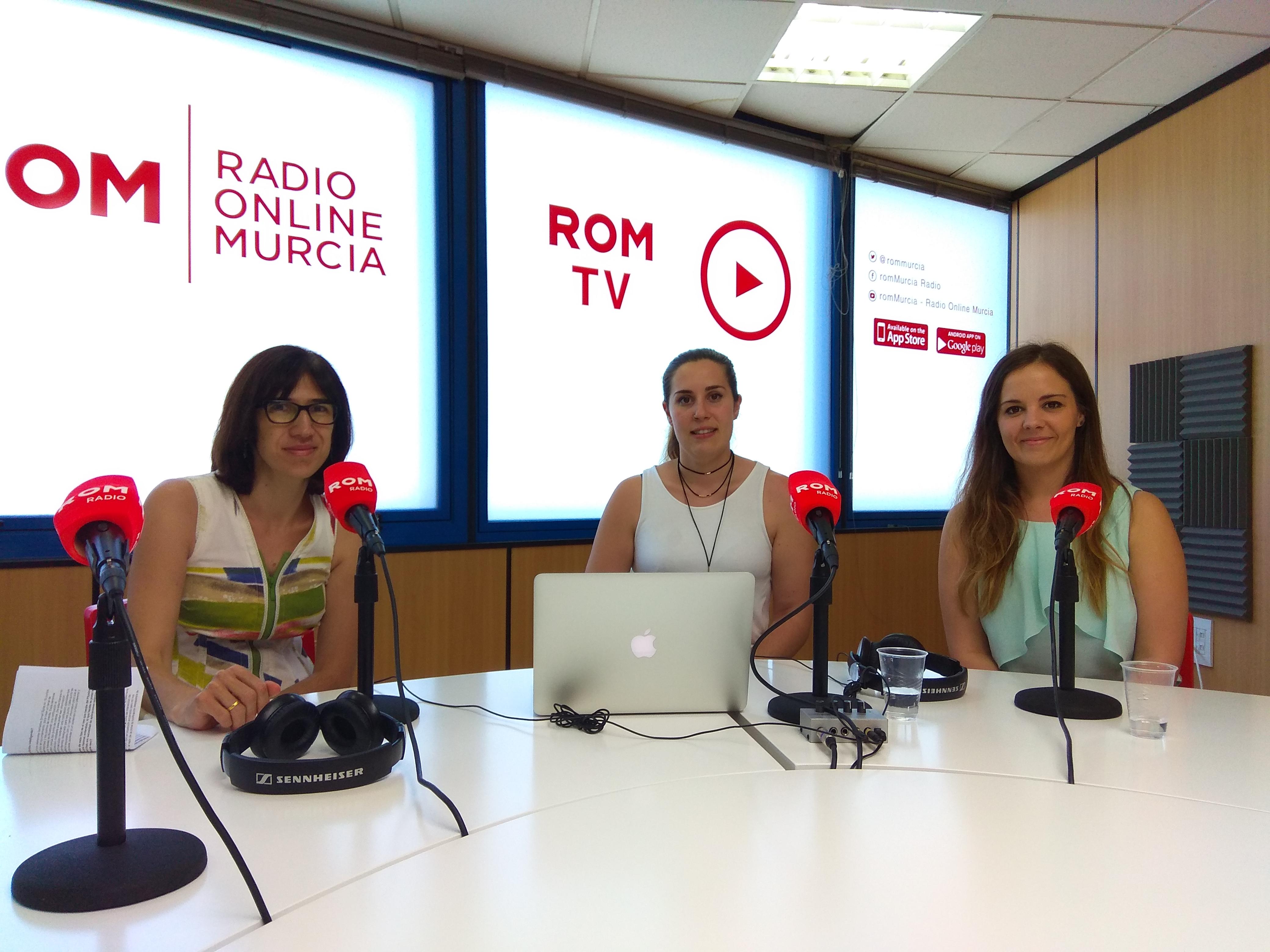 HOP Ubiquitous in Radio Online Murcia