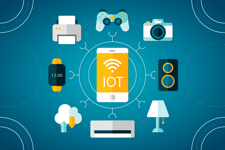 HOP Ubiquitous - Internet of Things