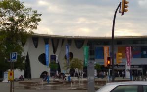 Access to IoT World Congress, 2017, Fira (Barcelona).