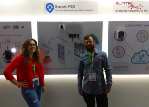 Description and Demo of Smart POI on FIWARE stand at the IoT World Congress, 2017.