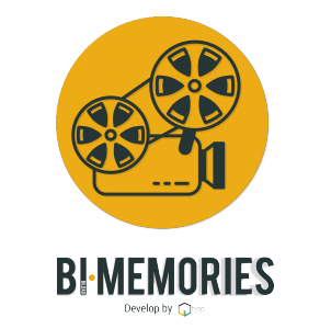 Bi Memories Logo
