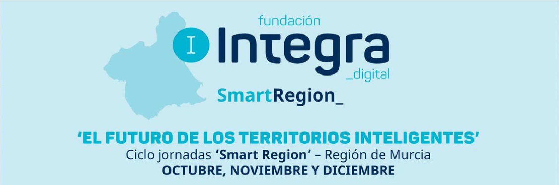 Smart Region, una iniciativa regional para las Smart Cities murcianas
